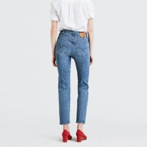 Levi's Jeans - NEW Levi's Wedgie Fit Tapered Leg High Rise Jeans